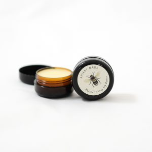 natural lip butter with honey