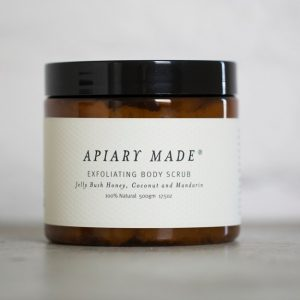 Honey, Coconut and Mandarin Body Scrub