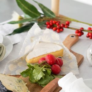 Wrap on cheese platter