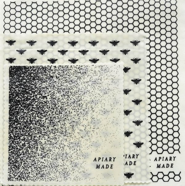 Bee Pack print examples